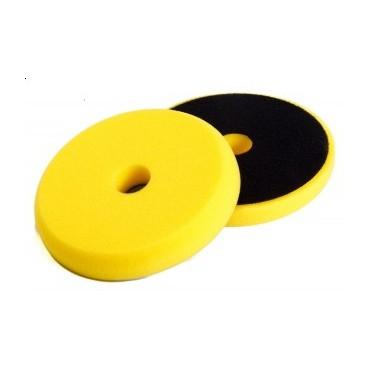 NAT DA Żółta Średnia gąbka polerska 150mm