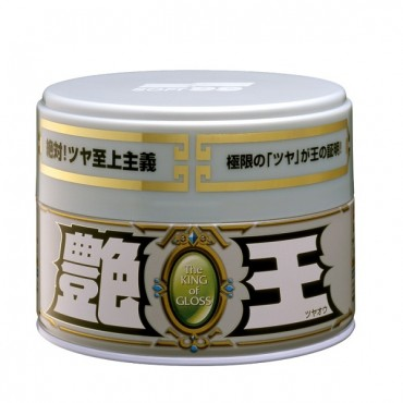 Soft99 King of Gloss Wax Light Metalic & Pearl wosk samochodowy 300g