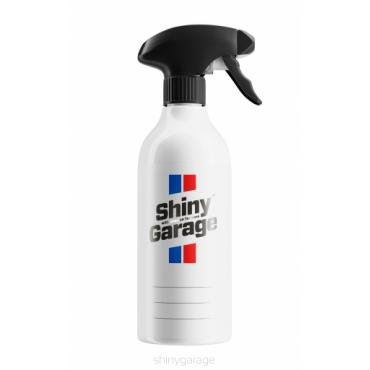 Shiny Garage butelka z pustą etykietą 1L