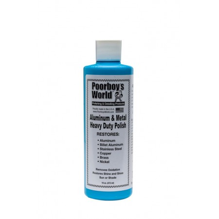 Poorboy's World Aluminum & Metal Polish Poorboy's World Aluminum & Metal Polish