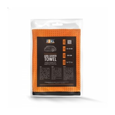 ADBL GOOFER TOWEL
