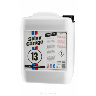 Shiny Garage Wet Protector 5 L