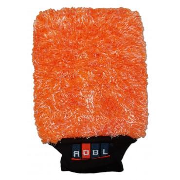 ADBL CareMitt - delikatna rękawica do mycia z miękkiej mikrofibry
