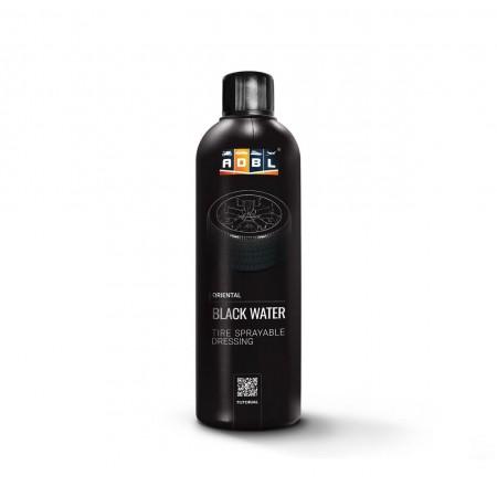 ADBL Black Water wodny błyszczący dressing do opon 1L