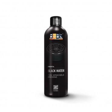 ADBL Black Water wodny błyszczący dressing do opon 500ml