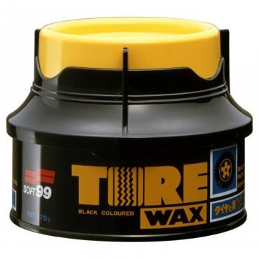 Soft99 Tire Black Wax 170g - wosk do opon