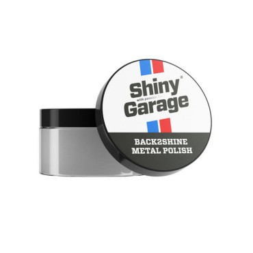 Shiny Garage Back2Shine Metal Polish 100ml