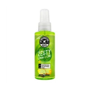 Chemical Guys Zesty Lemon & Lime Air Freshener & Odor Eliminator 118ml