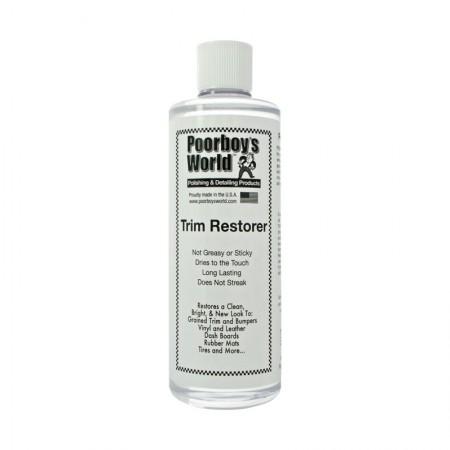 POORBOY'S WORLD Trim Restorer - 118ml