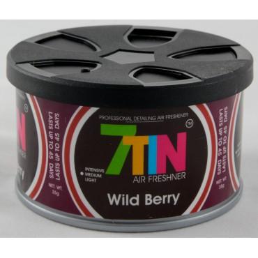 Odświeżacz powietrza 7TIN air freshener zapach Czarna Porzeczka/Wild Berry