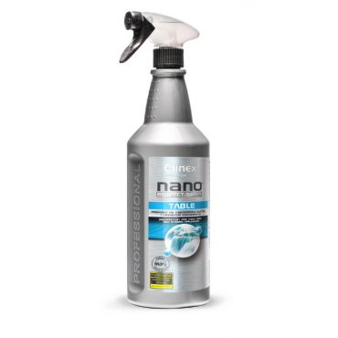 Clinex Nano Protect Silver Table
