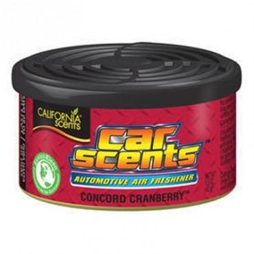 Odświeżacz powietrza California scent zapach Cranberry