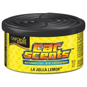 Odświeżacz powietrza California scent zapach La Jolla Lemon
