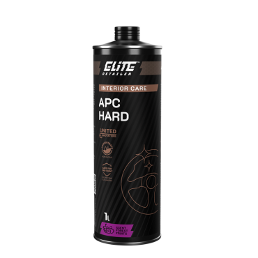 APC Hard 1L ELITE Detailer - uniwersalny preparat czyszczący do najcięższych zabrudzeń