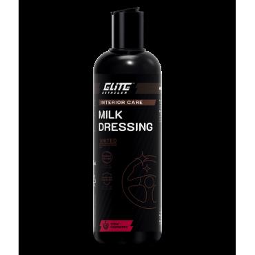Milk Dressing 500ml ELITE Detailer - satynowy dressing do wnętrza