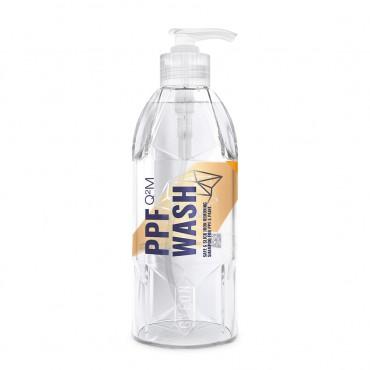 Q2M PPF WASH 400ml GYEON - szampon dekontaminujący do folii PPF i winylowych