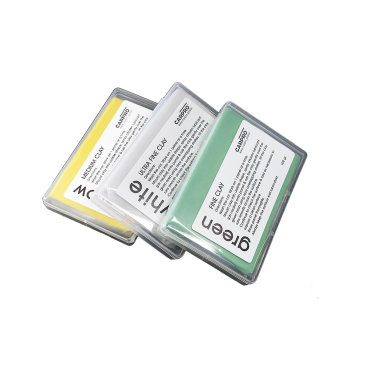 Zestaw 3 glinek CARPRO - ULTRA FINE, FINE i MEDIUM 3x100g