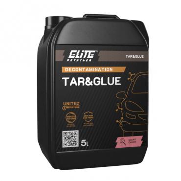 Tar&Glue 5l ELITE Detailer - środek do usuwania żywicy i kleju z lakieru samochodowego