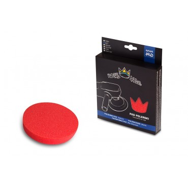 Royal Soft Pad Polishing czerwony 80 mm