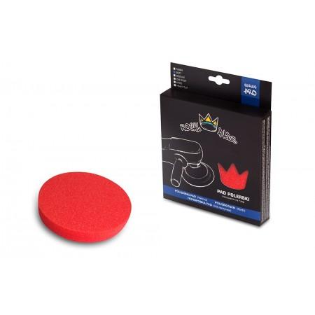 Royal Soft Pad Polishing czerwony 80 mm