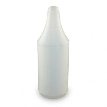 Butelka HDPE z podziałką