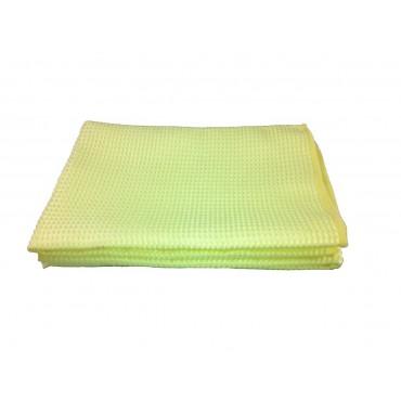 Ręcznik waflowy z mikrowłókna Quick Dry 60×80 cm