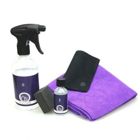 Nanolex Si3D 50 ml zestaw do pielęgnacji lakieru