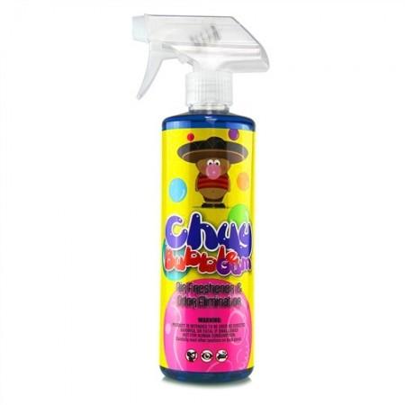 Chemical Guys Chuy Bubble Gum Scent Premium Air Freshener & Odor Eliminator