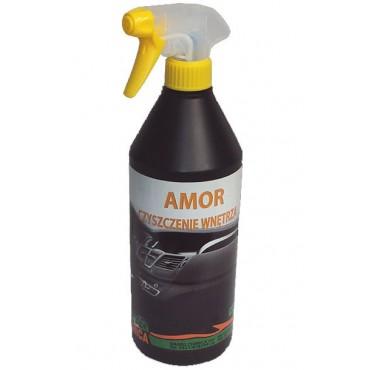 Środek do czyszczenia wnętrza DAERG - AMOR