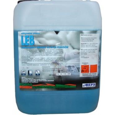 Piana aktywna do mycia samochodów os. Daerg - LEB 10 kg