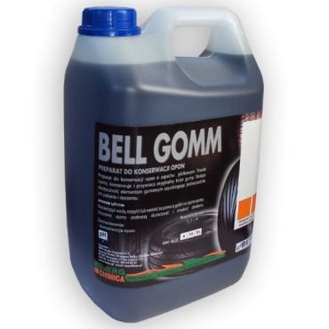 Preparat do nabłyszczania opon Daerg - BELL GOMM 1L