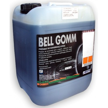 Preparat do nabłyszczania opon Daerg - BELL GOMM 6 kg