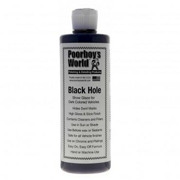 Politura do ciemnych lakierów Poorboy's Black Hole Glaze