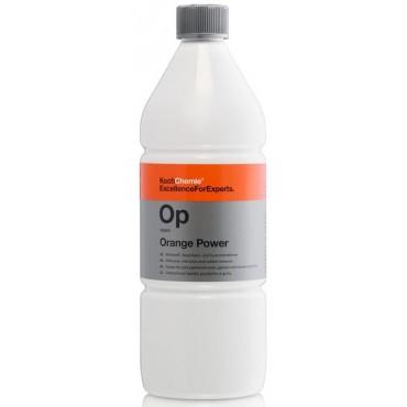 Orange Power - środek usuwający klej i  plamy