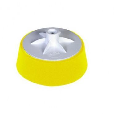Koch Chemie Gąbka polerska z krążkiem żółta