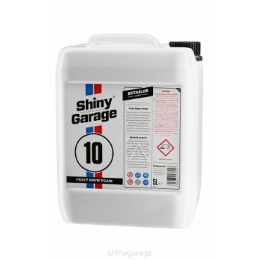 Fruit Cherry Snow Foam Neutral pH 5L Shiny Garage - piana aktywna