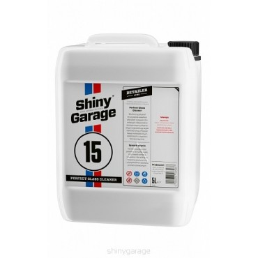 Perfect Glass Cleaner 5L Shiny Garage