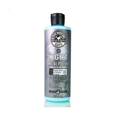 Light Metal Polish Wax Chemical Guys 473ml