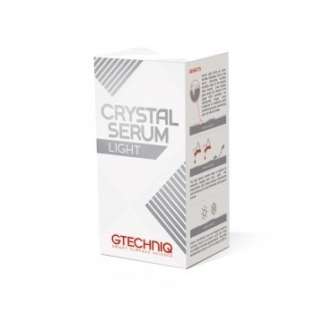 GTECHNIQ Crystal Serum Light 50 ml