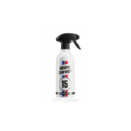 Interior Cleaner 500ml Shiny Garage