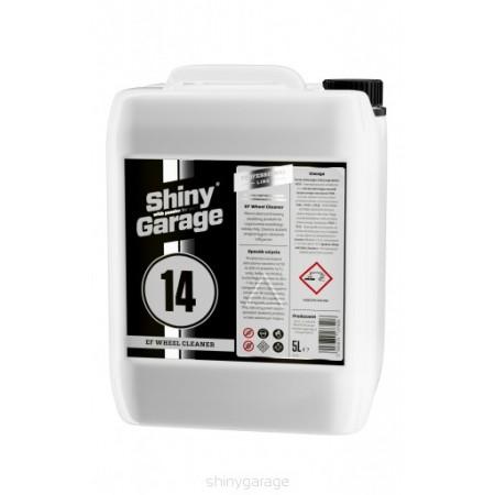 EF Wheel Cleaner 5L Shiny Garage Professional Line