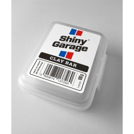 Glinka Shiny Garage Clay Bar Fine 100g