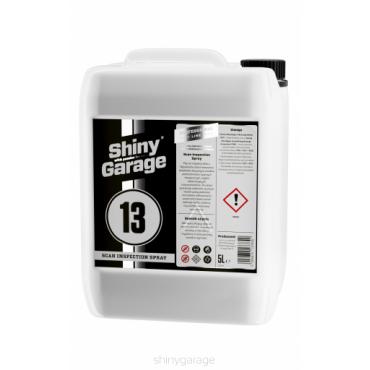 Scan Inspection Spray 5l, płyn do inspekcji Shiny Garage
