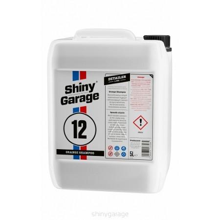 Szampon do samochodu Orange Car Shampoo 5L Shiny Garage