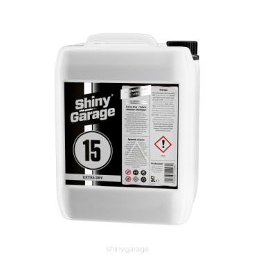 Shiny Garage Extra Dry Fabric Cleaner Shampoo 5L