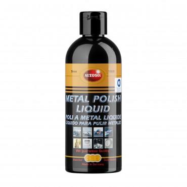 Autosol Metal Polish Liquid Środek do polerowania metalu 250ml