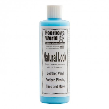 Poorboy's World Natural Look Dressing